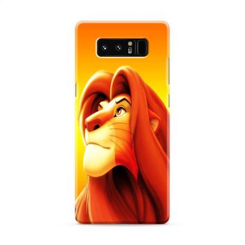 Cooll Scar The Lion King Samsung Galaxy Note 8 Case