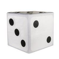 Dice Wooden Cube Cover Photography Prop - CUBE3