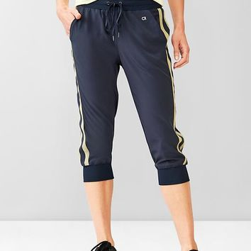 Gapfit Cropped Woven Joggers