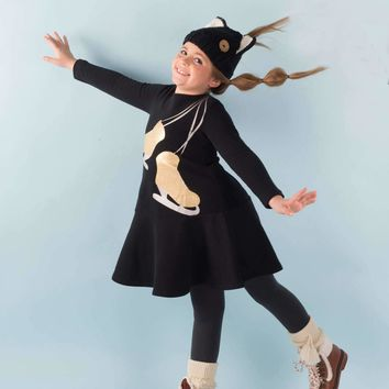 Teela Girl's NONA Ice Skate Dress
