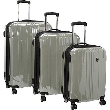 Traveler's Choice Sedona 3-Piece Hardside Spinner Set