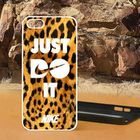 Nike Just Do it Leopard iPhone 5 Case Cover - iPhone Case - iPhone 4 Case - iPhone 4S Case