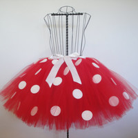 Minnie Mouse Tutu - Adult Sized