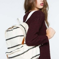 Brandy ♥ Melville |   Striped Backpack - Accessories