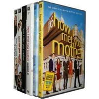How I Met Your Mother: Seasons 1-6 DVD