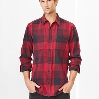 Gap Men 1969 Buffalo Plaid Shirt