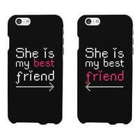 BFF Phone Covers She's My Best Friend Matching BFF Phone Cases