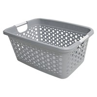 Home Logic Laundry Basket - Gray