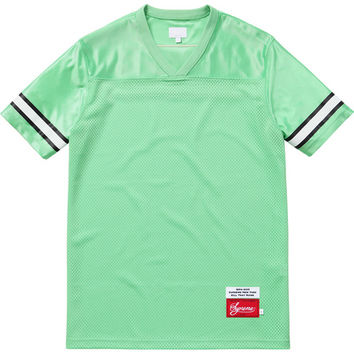 Supreme: Blank Football Top - Green