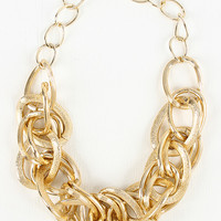 Linked Collective Necklace