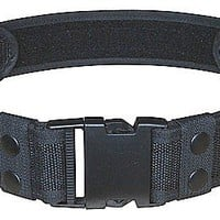 Black Tactical Utility Belt / Airsoft / Paintball / Hunting Belt
