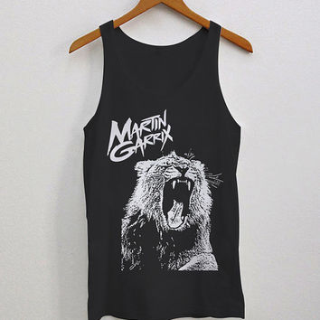 "Animals Martin Garrix Woman Tank Top - Print Size 12""x12"""