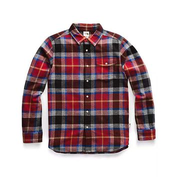 Men's Long Sleeve Arroyo Flannel Shirt by The North Face