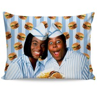 Good Burger Pillow Case