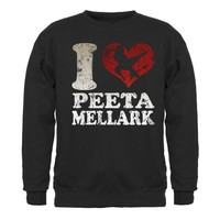 Hunger Games I heart Peeta Sweatshirt