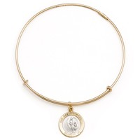 Our Guardian Angel Charm Bangle