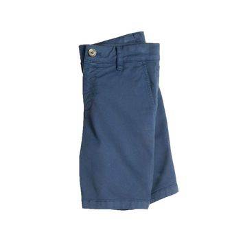Youth Neal Stretch Twill Shorts in High Tide by Johnnie-O