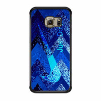 Nike Just Do It Blue Samsung Galaxy S6 Edge Case