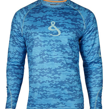 Men's Predator L/S UV Fishing Shirt