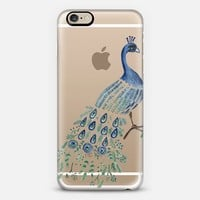 Sonni & Blush Peacock iPhone 6 case by Sonni S | Casetify