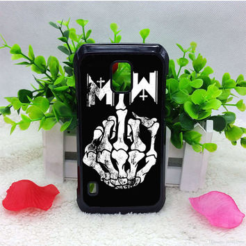 Motionless In White Samsung S5 Cases haricase.com
