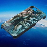 Batman and wonder woman for iPhone, iPod, Samsung Galaxy, HTC One, Nexus ***