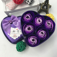 Soap flower wedding supplies creative gift mother's Day [9571279949]