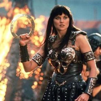 Xena Poster Lucy Lawless 24x36