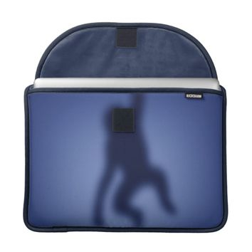 Monkey silhouette sleeve for MacBook pro