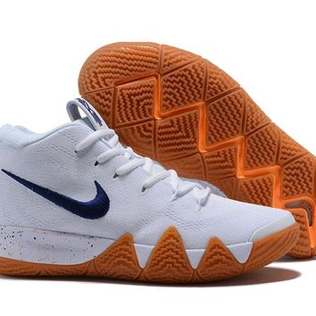 """Nike Kyrie 4 EP """"Uncle Drew"""" Basketball Shoe"""