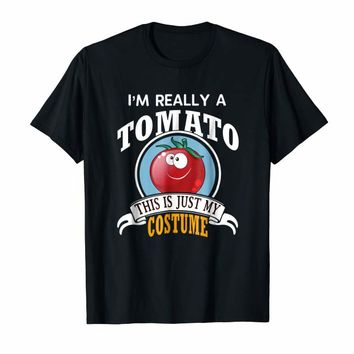 Tomato Halloween Costume T-shirt This Is Just My Costume