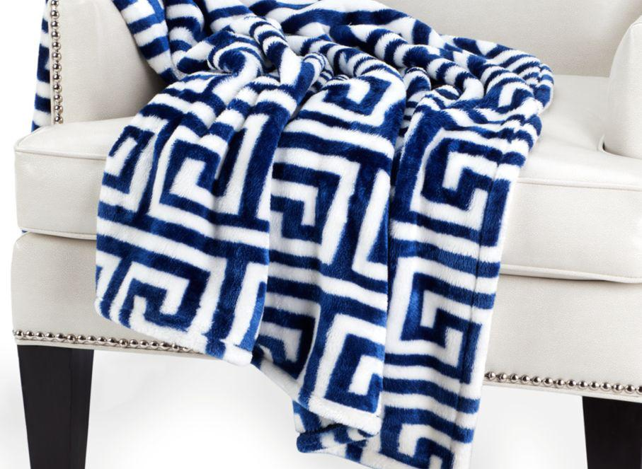Throw Pillows Z Gallerie : Mykonos Throw Throws Bedding and from Z GALLERIE