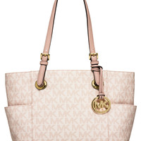 MICHAEL Michael Kors Signature Medium East West Tote