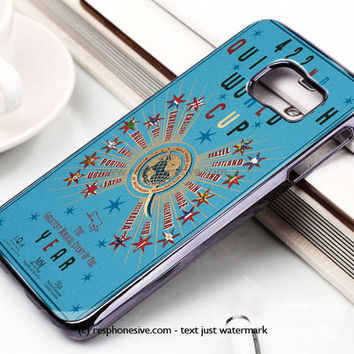 Harry Potter - Prisoner Azkaban Samsung Galaxy S6 and S6 Edge Case