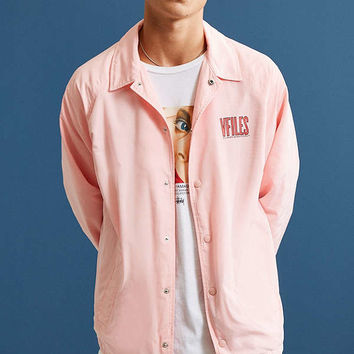 VFILES Coach Jacket | Urban Outfitters