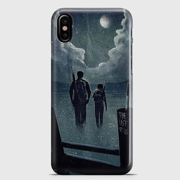 The last of us Illustration iPhone X Case | casescraft