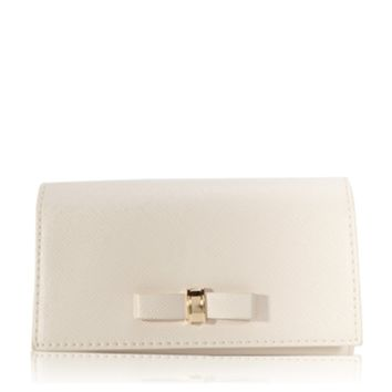 LuLu Juniors Flap Wallet with Bow Closure at Von Maur