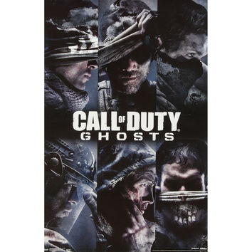 Call Of Duty Domestic Poster