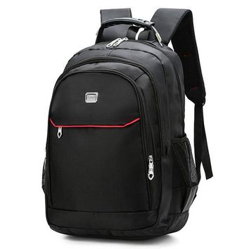 Water Resistant Casual Business Travel Laptop Bag Backpack