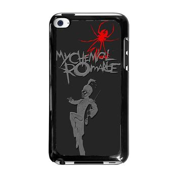 MY CHEMICAL ROMANCE BLACK PARADE 2 iPod Touch 4 Case Cover