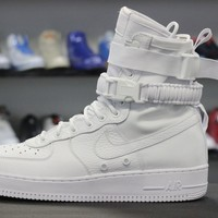 HCXX Nike Special Field Air Force 1 Triple White