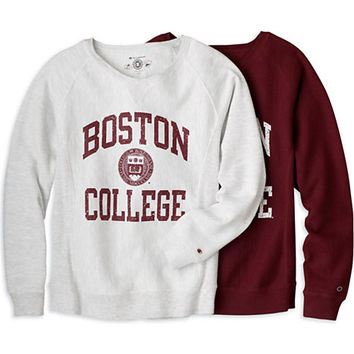 Boston College Women's Crewneck Sweatshirt | Boston College