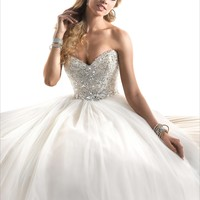 Maggie Sottero Wedding Dresses [Esme] at BestBridalPrices.com