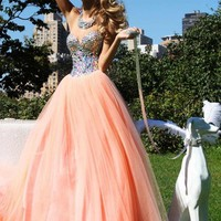 Tarik Ediz 92183 Dress - NewYorkDress.com
