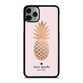 KATE SPADE PINEAPPLE iPhone Case Cover