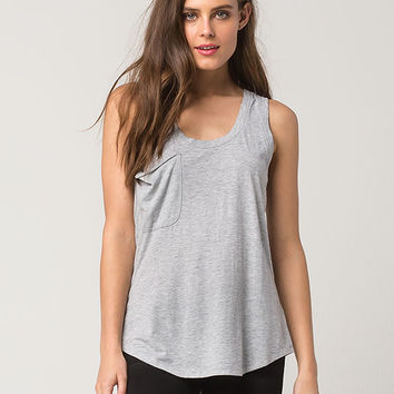 OTHERS FOLLOW Womens Pocket Tank | Tanks