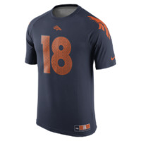 Nike New Day Name and Number (NFL Broncos / Peyton Manning) Men's T-Shirt