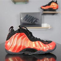 "Air Foamposite One ""Habanero Red"""