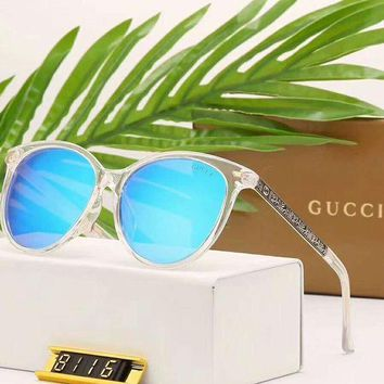 PEAPJ1A GUCCI fashion vacuum color film ultra-clear polarized sunglasses F-A-SDYJ 3
