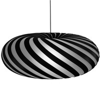 David Trubridge Design Swell Suspension Lamp - Style # DTL047, Modern Suspension Lamps - Modern Chandeliers - Modern Pendant Lighting | SwitchModern.com